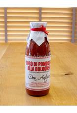Don Antonio Sugo di pomodoro alla bolognese