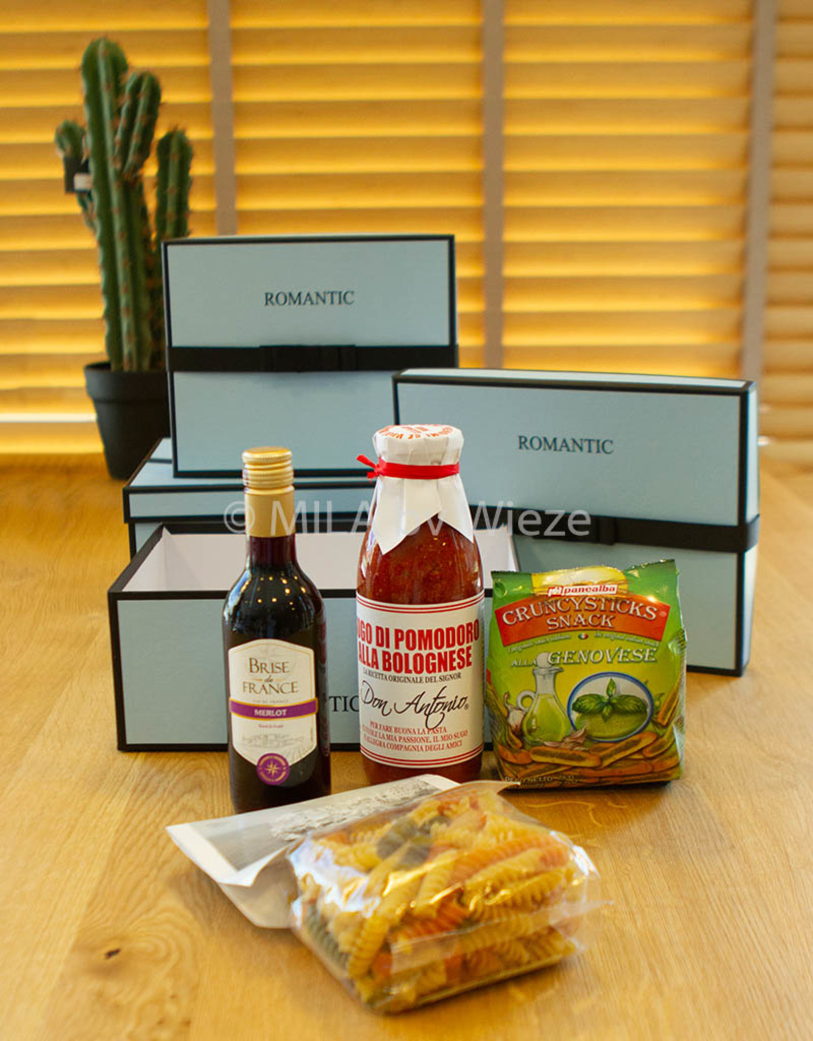 Romantic Box - Pasta lover
