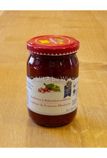 Aardbeien & Rabarberconfituur - Rabeko