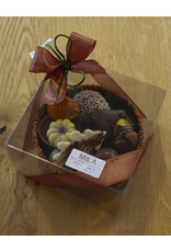 MILA Chocolade cup met herfstpralines - 296 gr