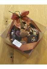 MILA Chocolade cup met herfstpralines - 454 gr