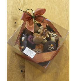 MILA Chocolade cup met herfstpralines - middel