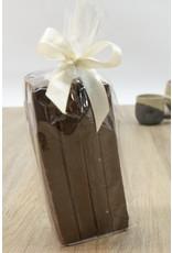 Artisanaal chocolade spek - 4 stuks