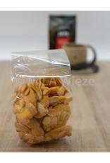 Ambachtelijk gebakken koekjes - Amandelmoppen - 125 gr
