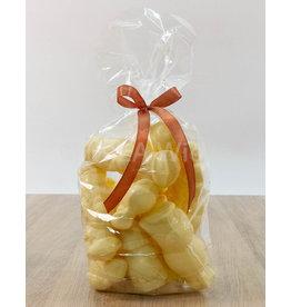 Sinterklaasfiguren -500 gr  - Callebaut chocolade.