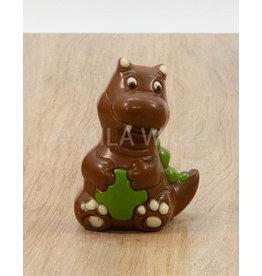 Dino deco - 50 gr - Callebaut chocolade