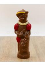 Piet deco - 250 gr - 25 cm -melkchocolade