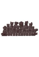 VOORDEEL - Sinterklaasfiguren - Doos 2 kg -  Callebaut chocolade