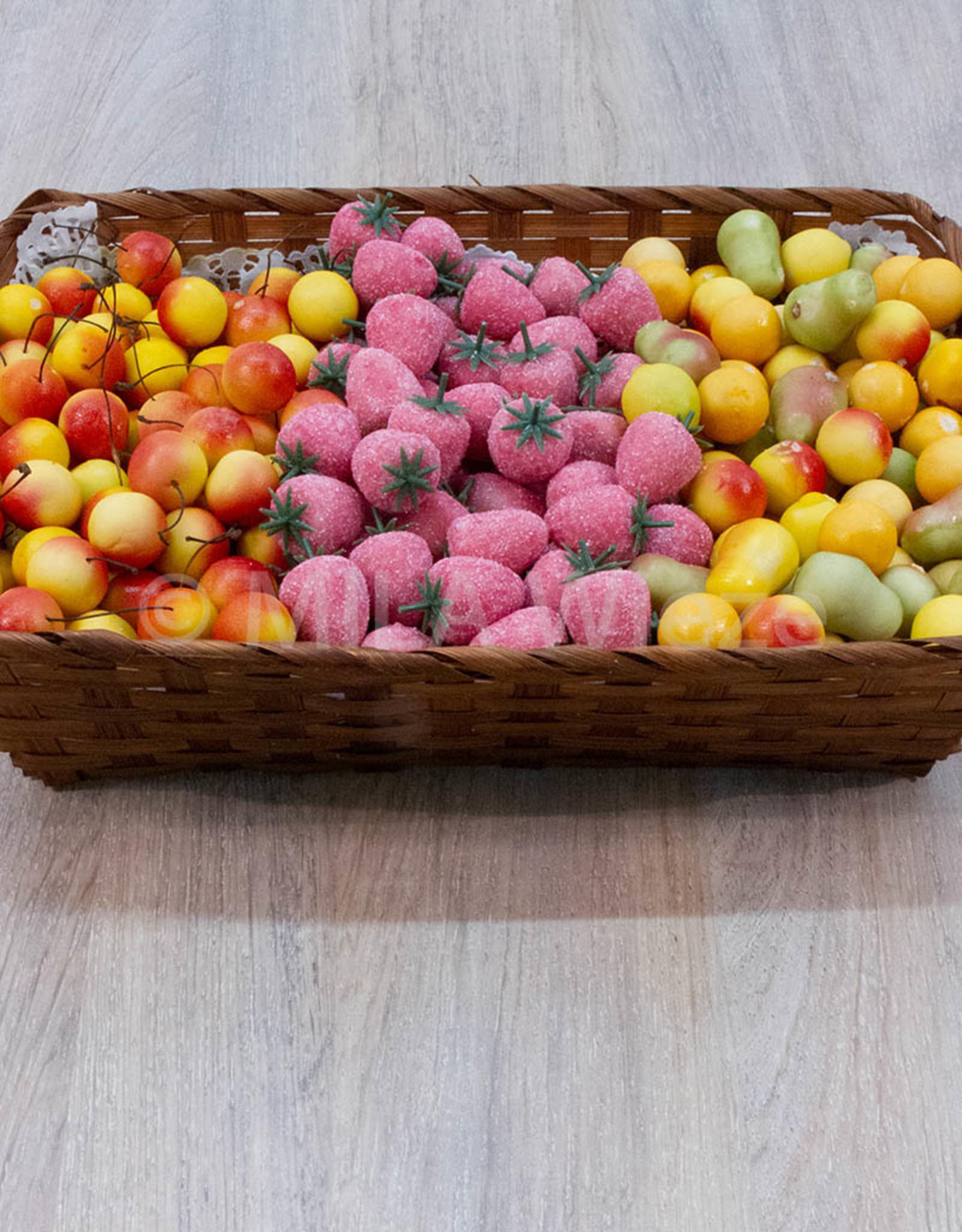 Marsepein fruit - 150 gr