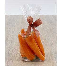 Coco wortels  - 6 stuks