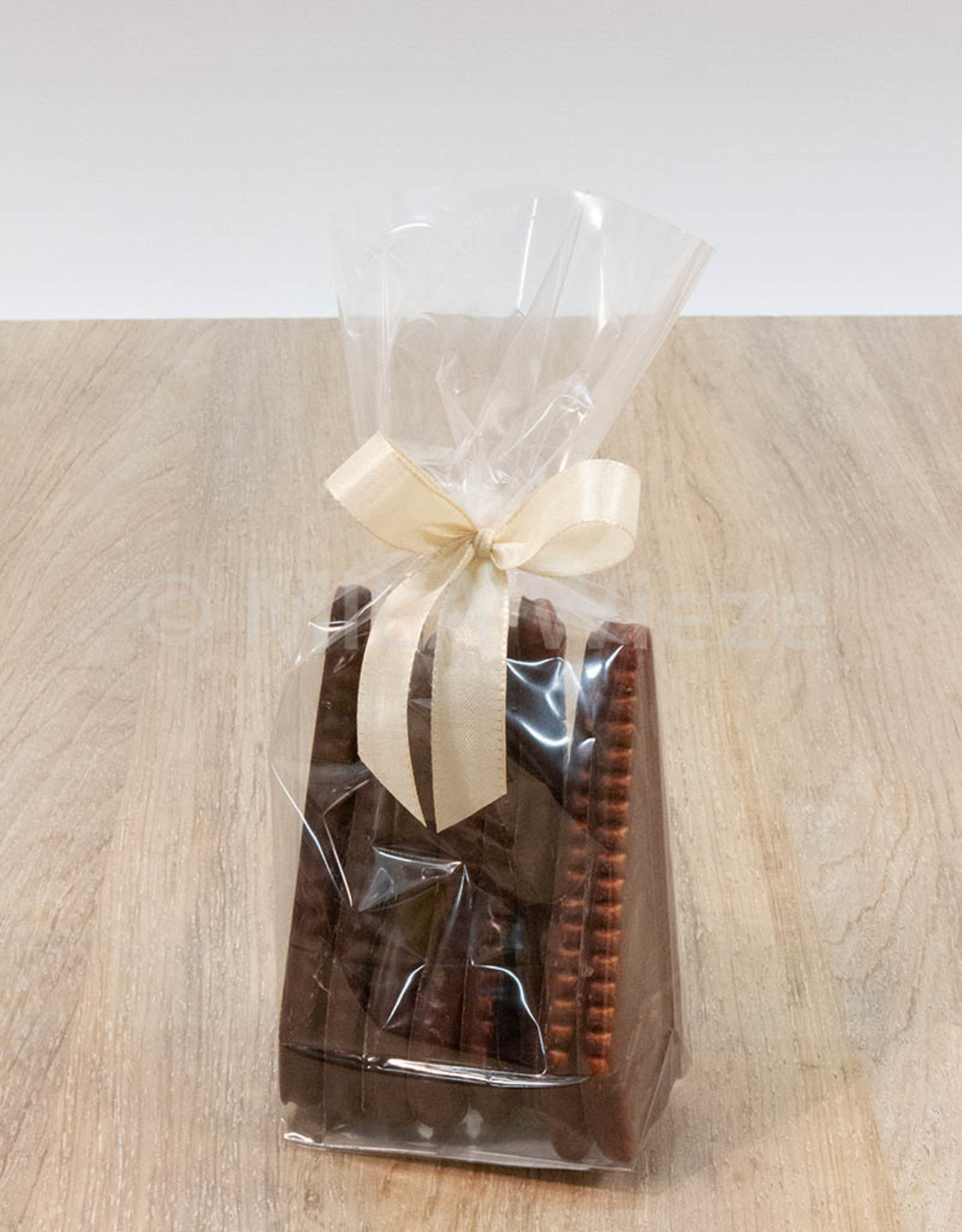Guimauve gerief gechocolateerd - 8 stuks