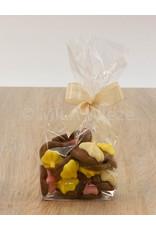 Chocolade nic nac met suiker - melkchocolade - 100 gr