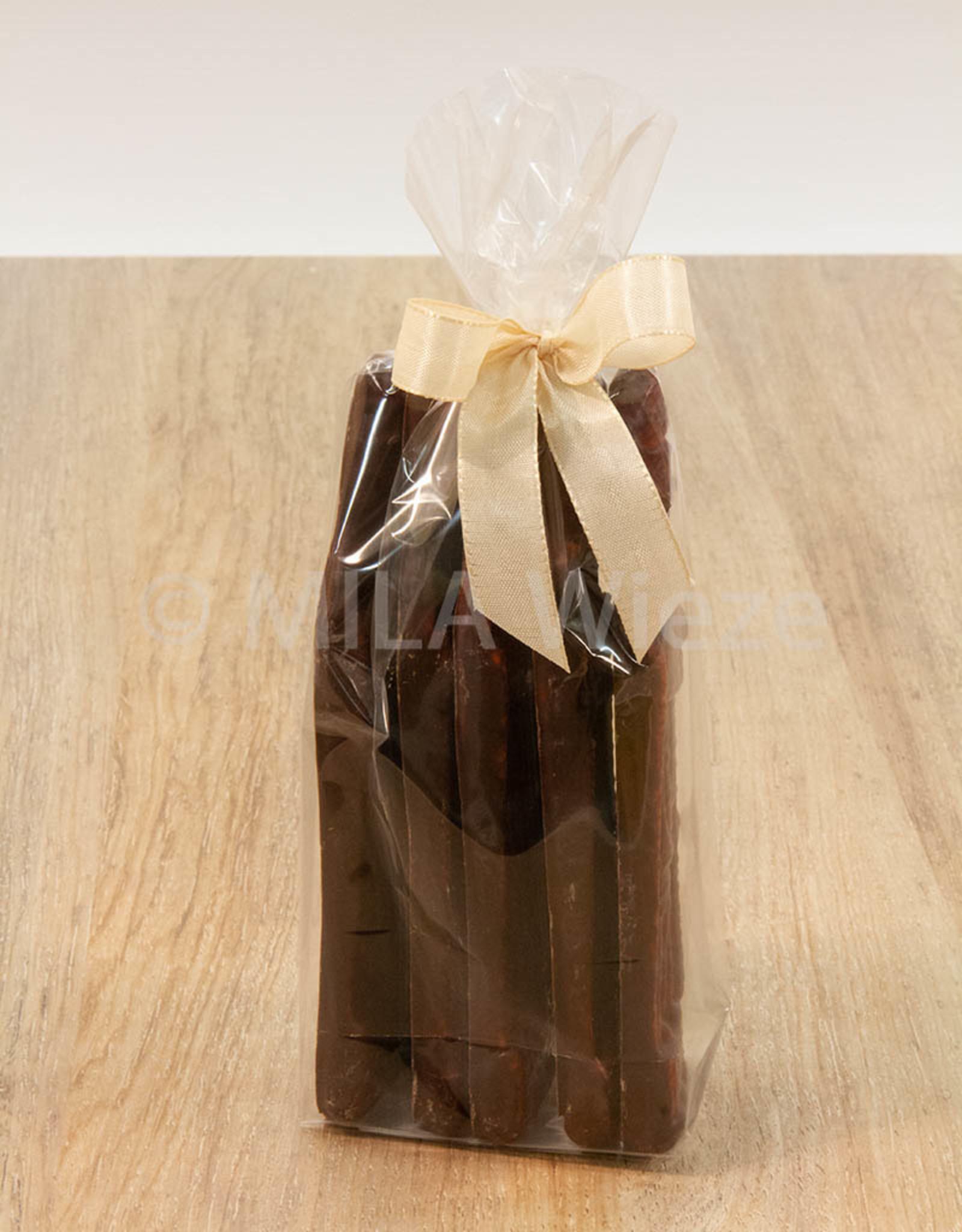 Guimauve sint gechocolateerd - 5 stuks