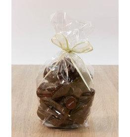 Suikervrije mini sinterklaasfiguren -165 gr  - Callebaut chocolade