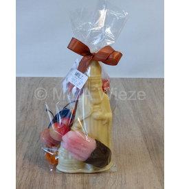Sinterklaaspakket met  sint 60 gr en snoepgoed van de Sint