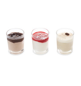 Missault Mini glaasjes roomijs - 6 stuks assorti