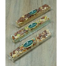 Carlier Luxe nougat repen - verschillende smaken - 100 gr