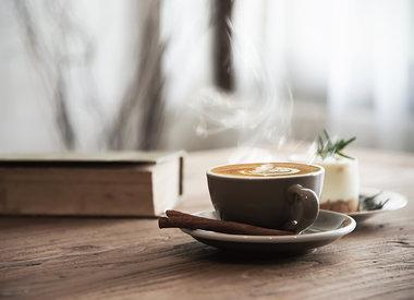 Voor bij de koffie