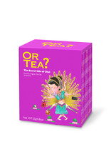 Or Tea? The Secret Life of Chai - Chai thee