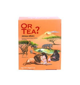 Or Tea? African Affairs - Thee builtjes - 10 st