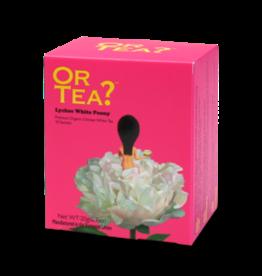 Or Tea? Lychee White Peony BIO - TheEbuiltjes - 10 st