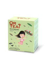 Or Tea? Merry Peppermint BIO  - Theebuiltjes - 10 st