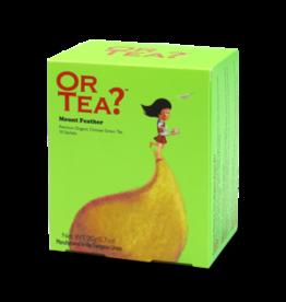 Or Tea? Mount Feather BIO - Theebuiltje, 10 st
