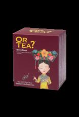 Or Tea? Queen Berry BIO - Theebuiltjes - 10 st