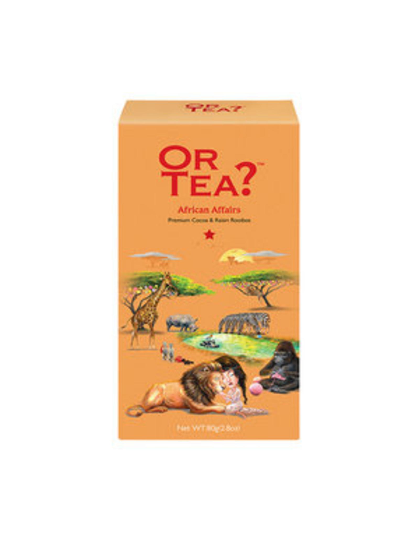 Or Tea? African Affairs - Refill 80 gr
