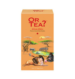 Or Tea? African Affairs - Refill