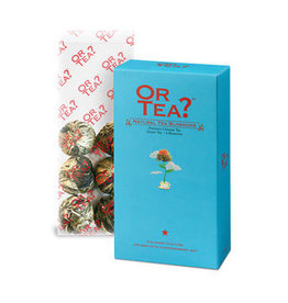Or Tea? Natural Tea Blossoms - Refill  6 bloemen