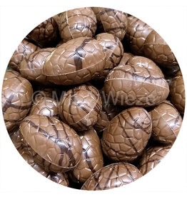 Paaseitjes Deco - Melk - Donkere chocolademousse