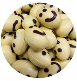 Paaseitjes Deco - Geel - Chocomousse (happy egg)