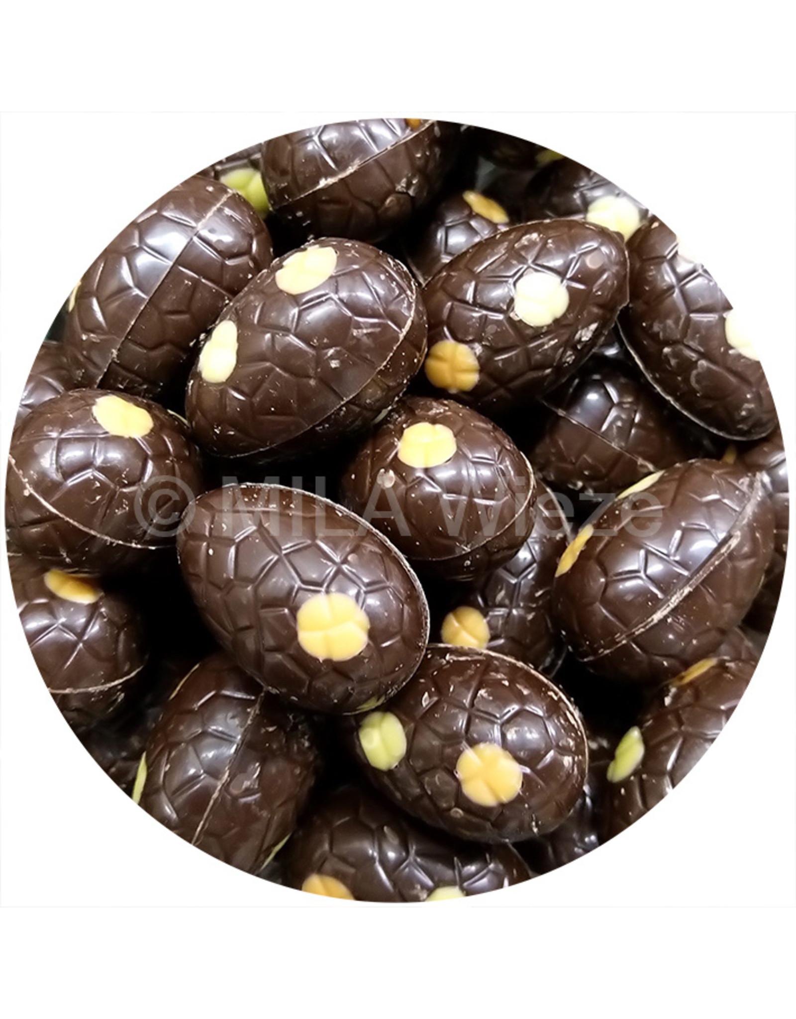 Paaseitjes Deco - Fondant - Gezouten caramel