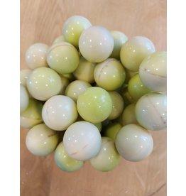 Zomer bolletjes wit pistache