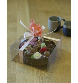 MILA Chocolade cup met pralines - groot