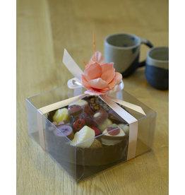 MILA Chocolade cup met pralines - middel