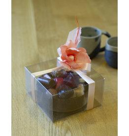 MILA Chocolade cup met pralines - klein