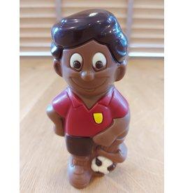 Voetballer Melk chocolade