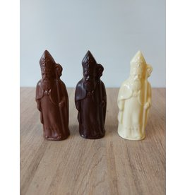 Sint of Piet - 50 gr - Callebaut chocolade