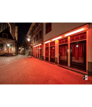 Thilou Van Aken Red Light District