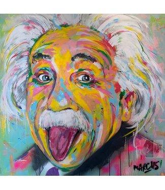 Marcus Freepainter Einstein