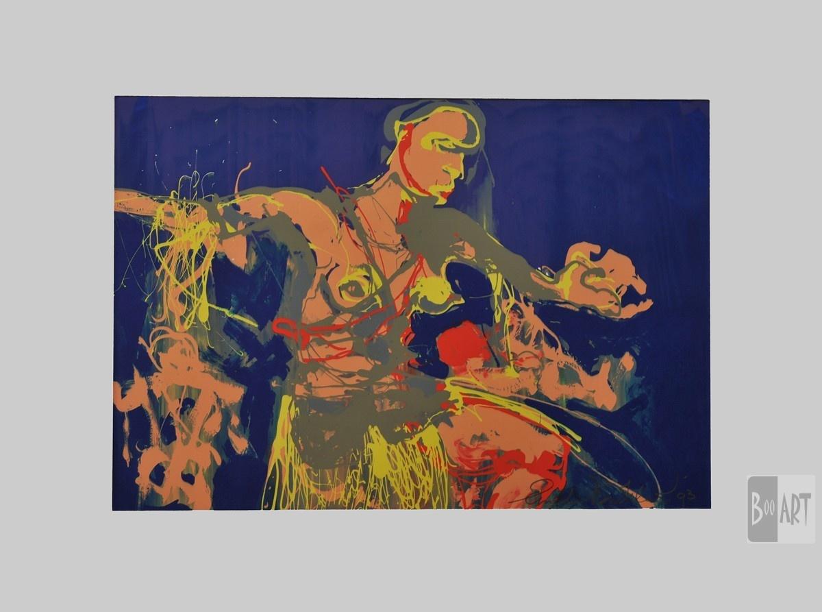 Emeke Buitelaar | Afrikaanse Dans