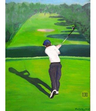 Frits Njio Golfer