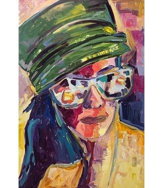 Lubna Chahal I wear my sunglasses a…