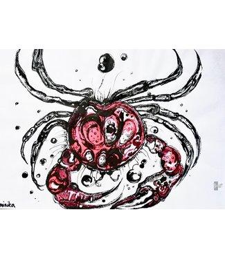 Dominika Kozak De rode krab