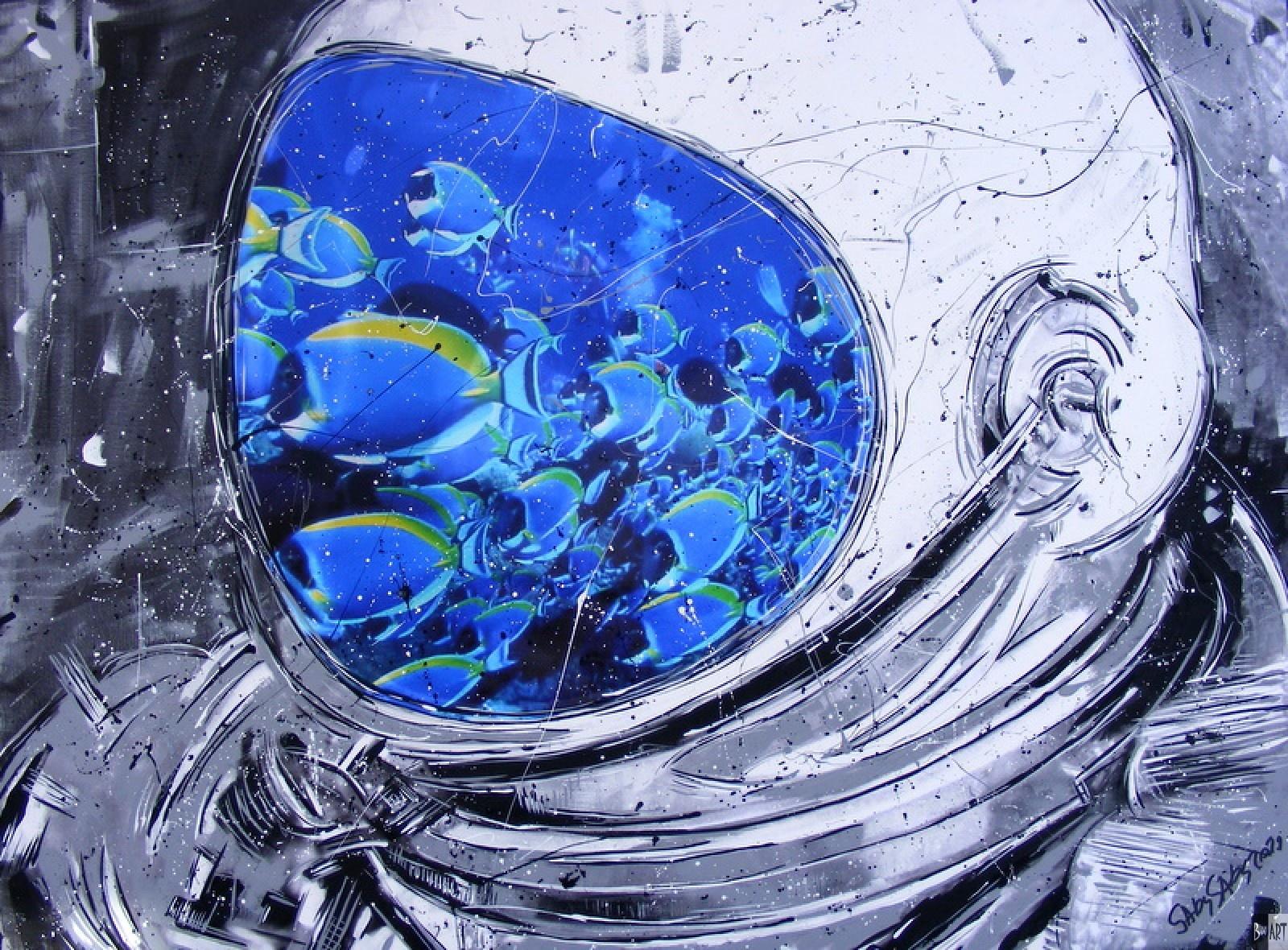 GabyGaby   Space fish