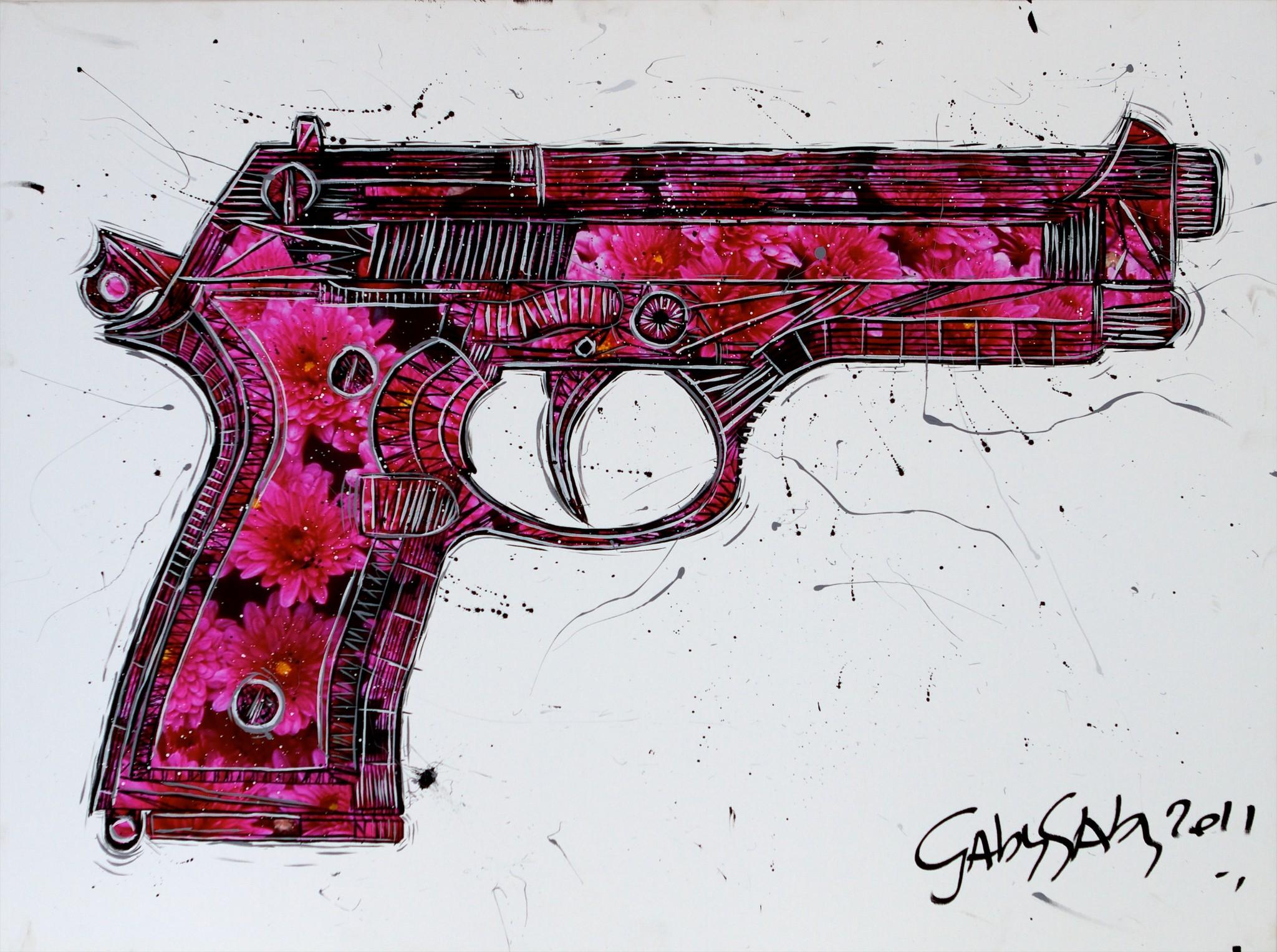 GabyGaby | Flowergun