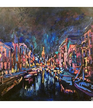 Stefan Postol Amsterdam Canal district
