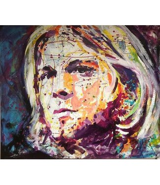 Stefan Postol Kurt Cobain